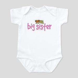 Big Sister (cat/dog) Infant Bodysuit