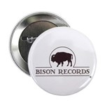 Bison Records Logo Button