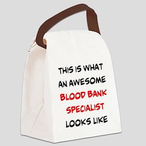 alandarco7268 Canvas Lunch Bag