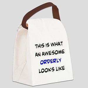 alandarco0319 Canvas Lunch Bag