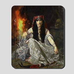 The Sorceress Mousepad