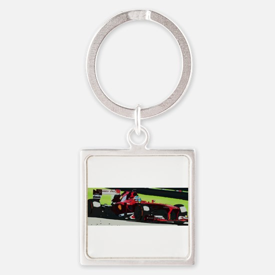 Ferrari F1 Keychains