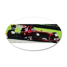 Ferrari F1 Wall Decal