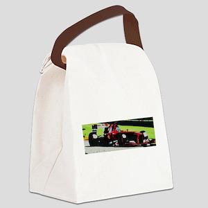 Ferrari F1 Canvas Lunch Bag
