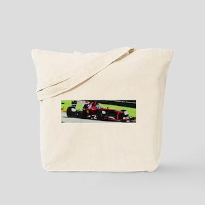 Ferrari F1 Tote Bag