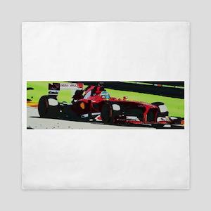 Ferrari F1 Queen Duvet