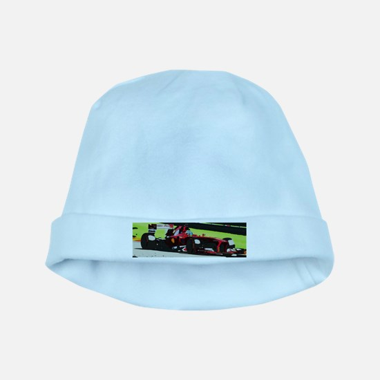 Ferrari F1 baby hat