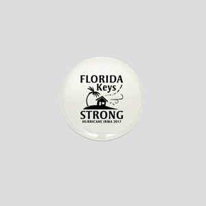 Florida Keys Strong Mini Button