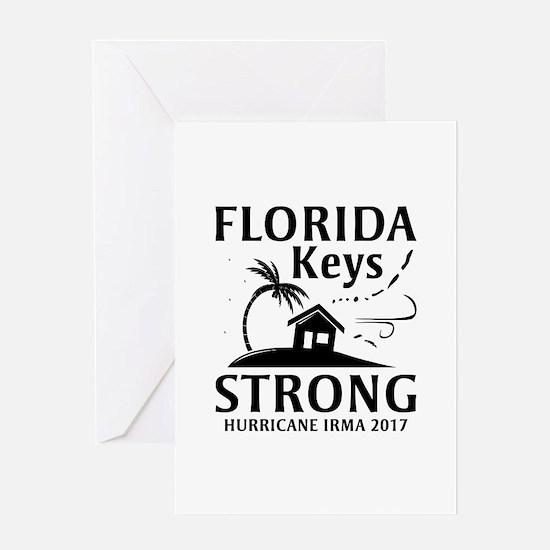 Florida Keys Strong Greeting Card