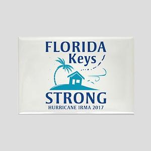 Florida Keys Strong Rectangle Magnet