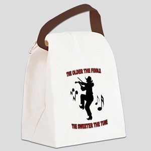 FIDDLER Canvas Lunch Bag