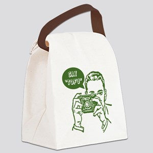 Say Tofu | Canvas Lunch Bag