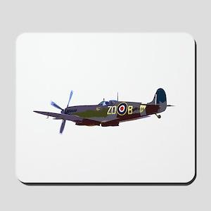 Supermarine Spitfire Mousepad
