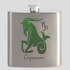 Capricorn Flask