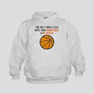 Basketball Auntie Hoodie