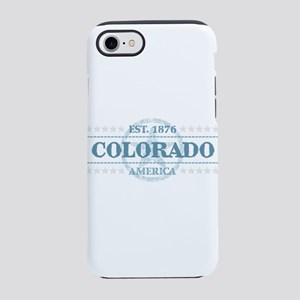 Colorado iPhone 7 Tough Case