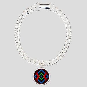 PINEAL 34 Charm Bracelet, One Charm