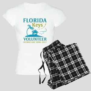 Florida Keys Volunteer Women's Light Pajamas