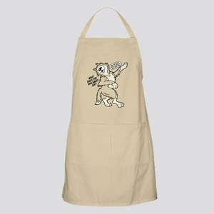 What Does the Malamute Say! Apron