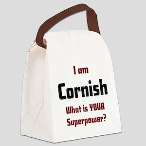 i am cornish Canvas Lunch Bag