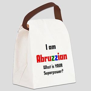 alandarco3011 Canvas Lunch Bag