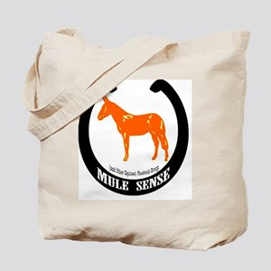 Mule Sense and Other Equines Tote Bag