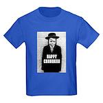Happy Chanukah! Kids Dark T-Shirt