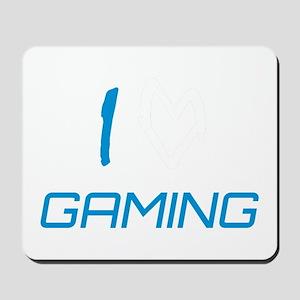 i heart gaming Mousepad
