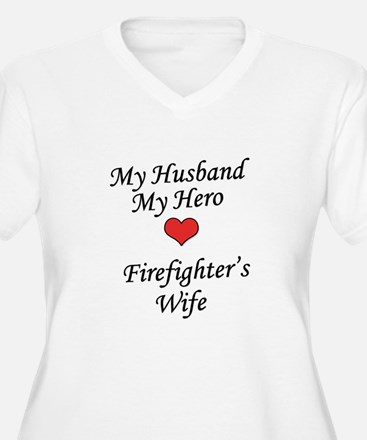 Firefighter's Wife T-Shirt