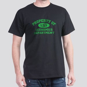 Property Of Economics Department Dark T-Shirt