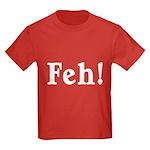 Feh! Kids Dark T-Shirt