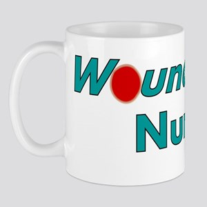 Wound Care Nurse Mug