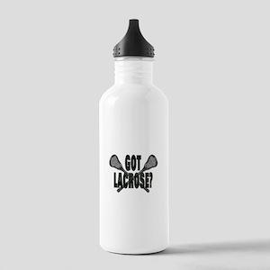 Got Lacrosse Stainless Water Bottle 1.0L