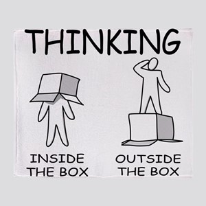 Thinking Inside the Box versus Outside the Box Thr