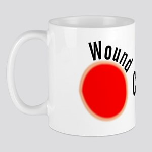 Wound Care Nurse Wound Darks Mug