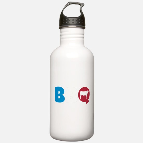 BBQ Beef Water Bottle