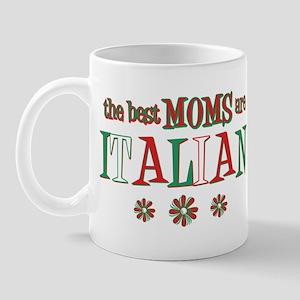 Italian Moms Mug