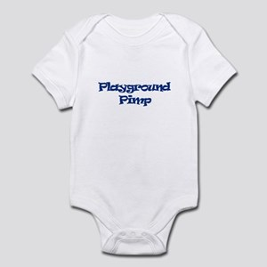"""Playground Pimp"" Infant Bodysuit"