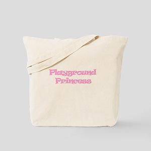 """""""Playground Princess"""" Tote Bag"""