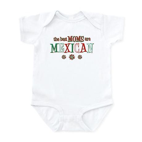 Mexican Moms Infant Bodysuit