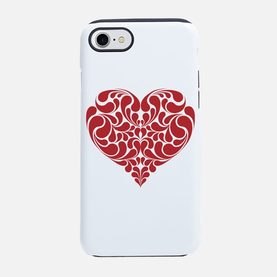 Real Heart iPhone 7 Tough Case
