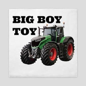Tractor Queen Duvet