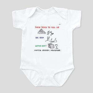 Jewish Holiday Infant Bodysuit