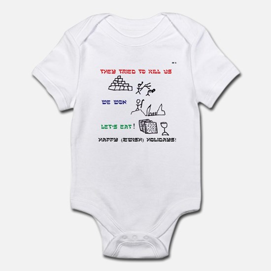 Jewish Holiday Infant Bodysuit