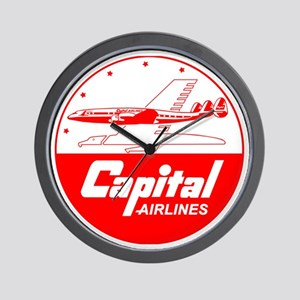 Capital Airlines Constellation Wall Clock
