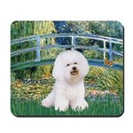 Bridge & Bichon Mousepad
