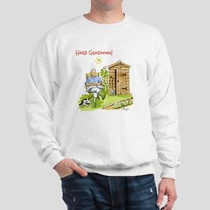 Head Gardener! Sweatshirt
