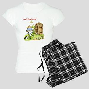 Head Gardener! Women's Light Pajamas