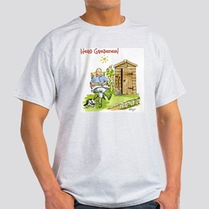 Head Gardener! Light T-Shirt
