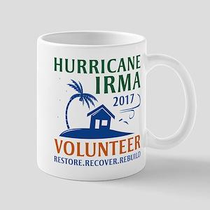 Hurricane Irma Volunteer Mug